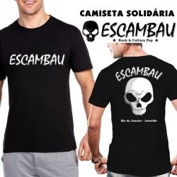 CAMISETA DO ESCAMBAU
