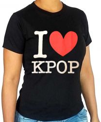 BABY LOOK I LOVE K-POP