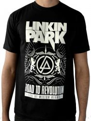 LINKIN PARK ROAD TO REVOLUTION