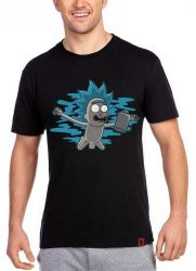 "CAMISETA ""RICKMIND"" RICK AND MORTY"