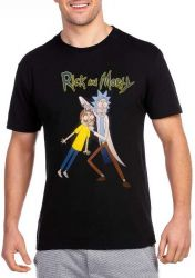 CAMISETA RICK AND MORTY