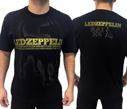 LED ZEPPELIN BLACK DOG