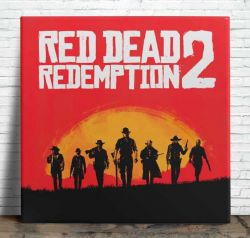 AZULEJO RED DEAD REDEMPTION 2