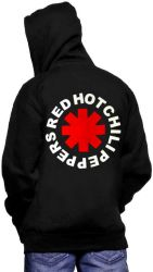 MOLETOM RED HOT CHILI PEPPERS