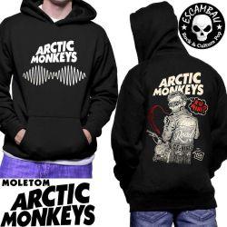 MOLETOM ARCTIC MONKEYS