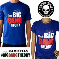 CAMISETAS THE BIG BANG THEORY