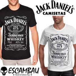 CAMISETAS JACK DANIELS