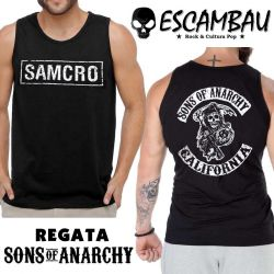 REGATA SONS OF ANARCHY