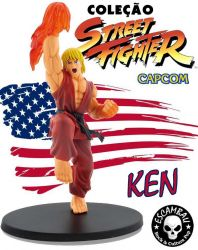 ACTION FIGURES STREET FIGHTER