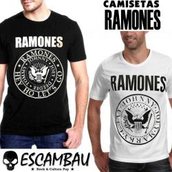 CAMISETAS RAMONES