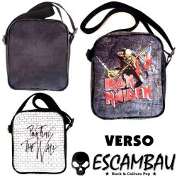 SHOULDER BAGS BANDAS DE ROCK